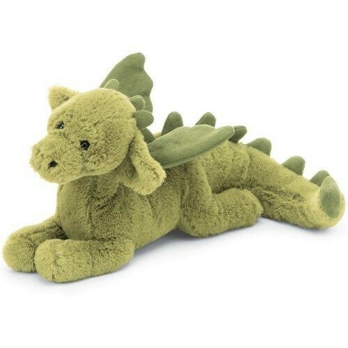 Jellycat Monty Dragon 11""
