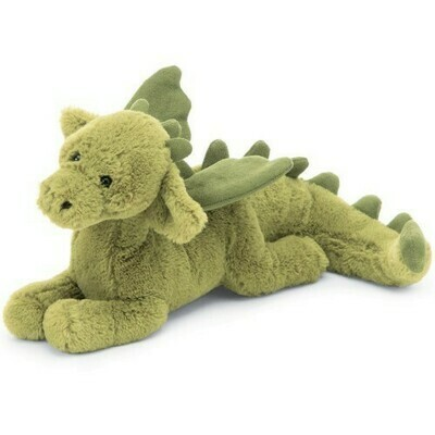 Jellycat Monty Dragon 11