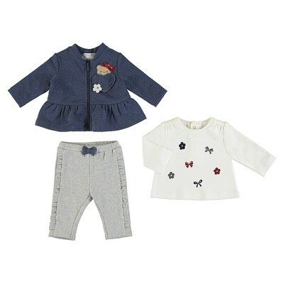 Mayoral 3 piece Tracksuit 2630