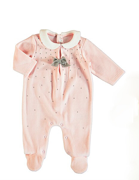 Mayoral Baby Rose Soft Pajama 2752