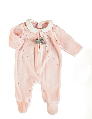 Mayoral Baby Rose Soft Pajama 2752