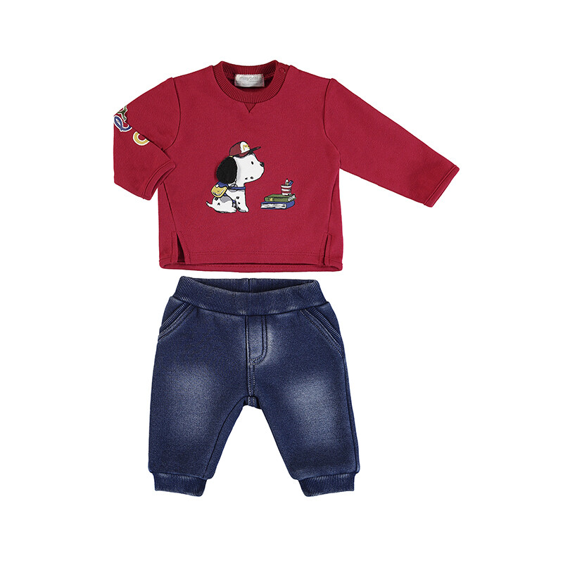 Mayoral Long Trousers Set 2572