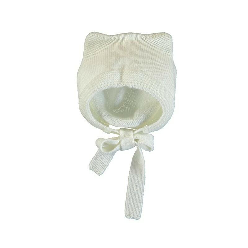 Mayoral Natural Knit Bonnet 9322