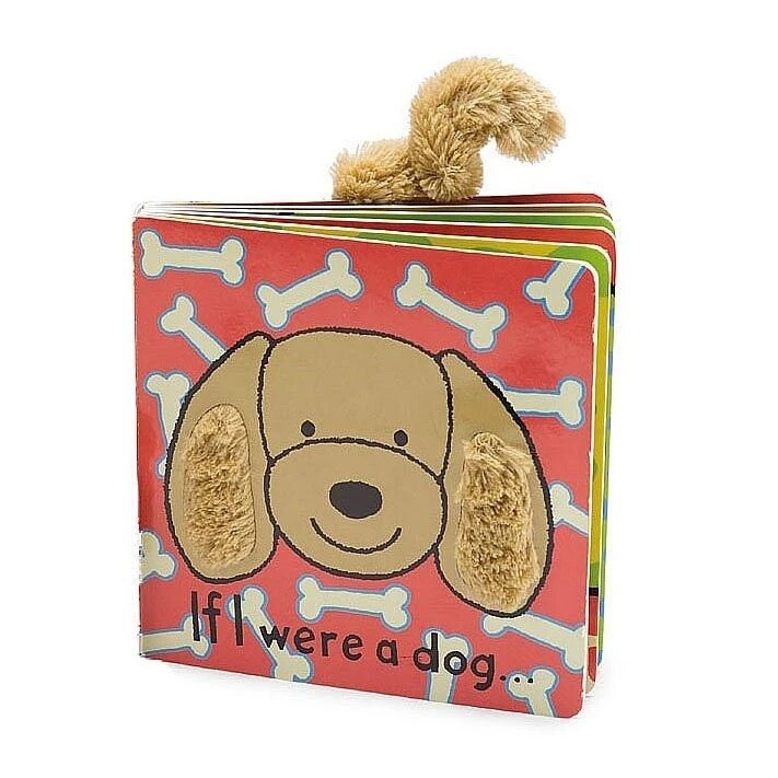 If I Were A Dog Book (Jellycat