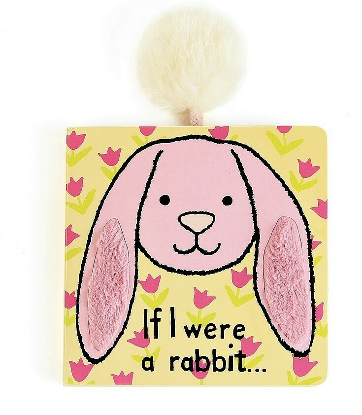 If I Were A Rabbit (Tulip) Book (Jellycat