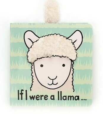 If I Were A Llama Book (Jellycat