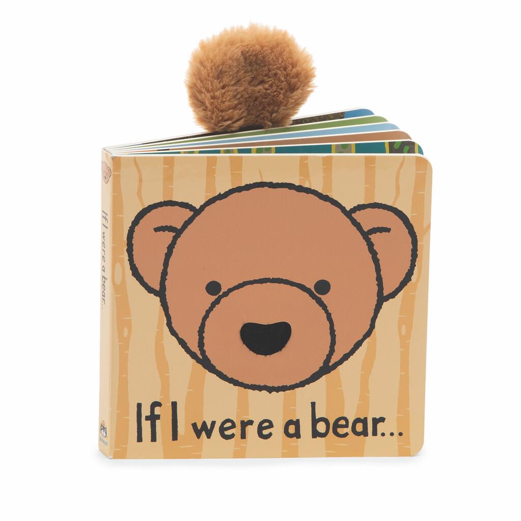 If I Were A Bear Book (Jellycat