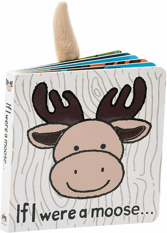 If I Were A Moose Book (Jellycat