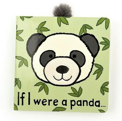 If I Were A Panda Book (Jellycat