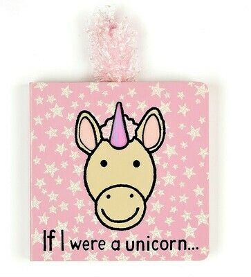 If I Were A Unicorn Book (Jellycat