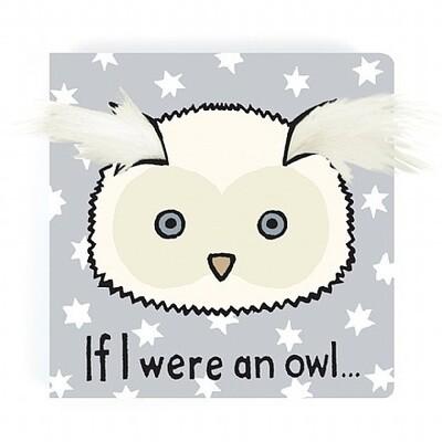 If I Were An Owl Book (Jellycat