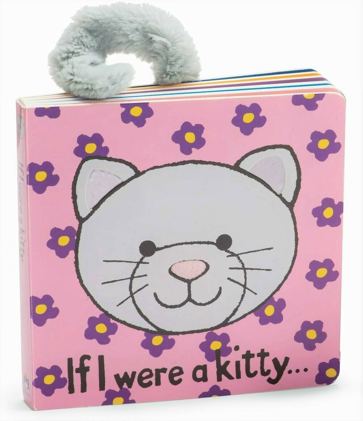 If I Were A Kitty Book Jellycat