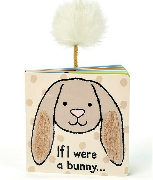 If I Were A Bunny Book (Jellycat