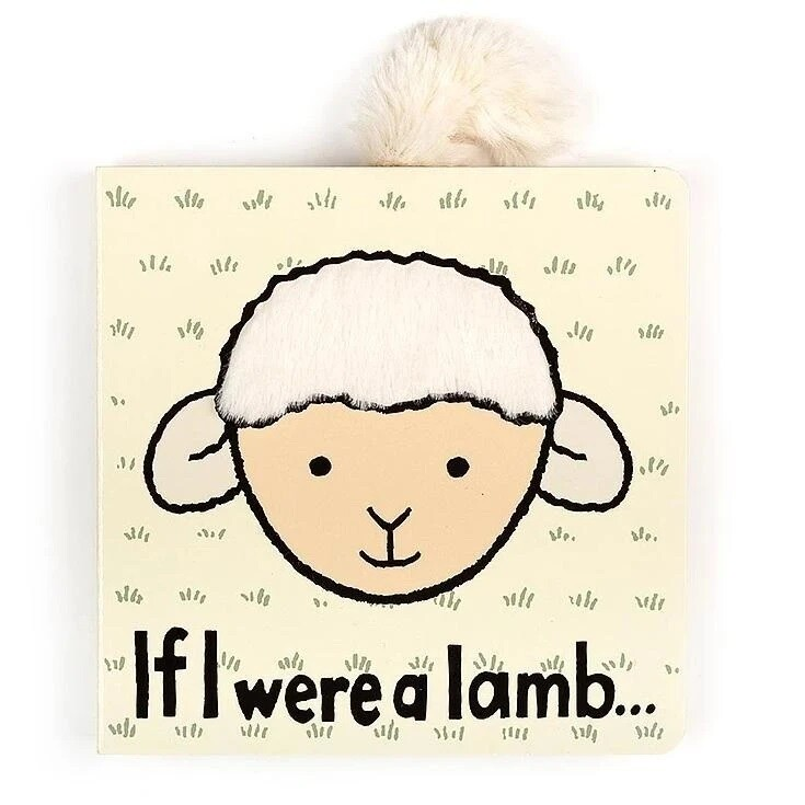If I Were A Lamb Book (Jellycat