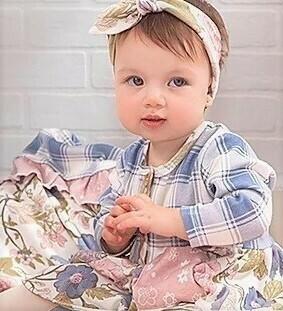 Tesa Babe Floral Dress 48P