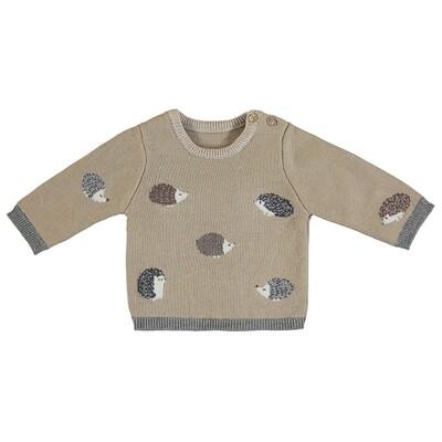 Mayoral Jacquard Sweater 2340