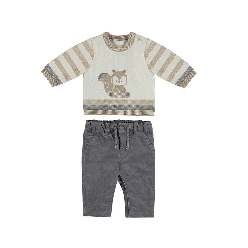 Mayoral Set Trousers w/Sweater 2568