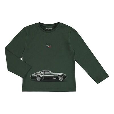 Mayoral L/S Cars Shirt 4046
