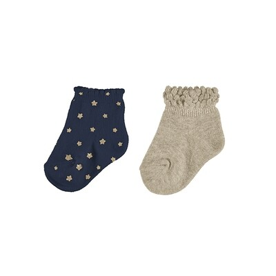 Mayoral 2 Sock Sets Midnight 9307