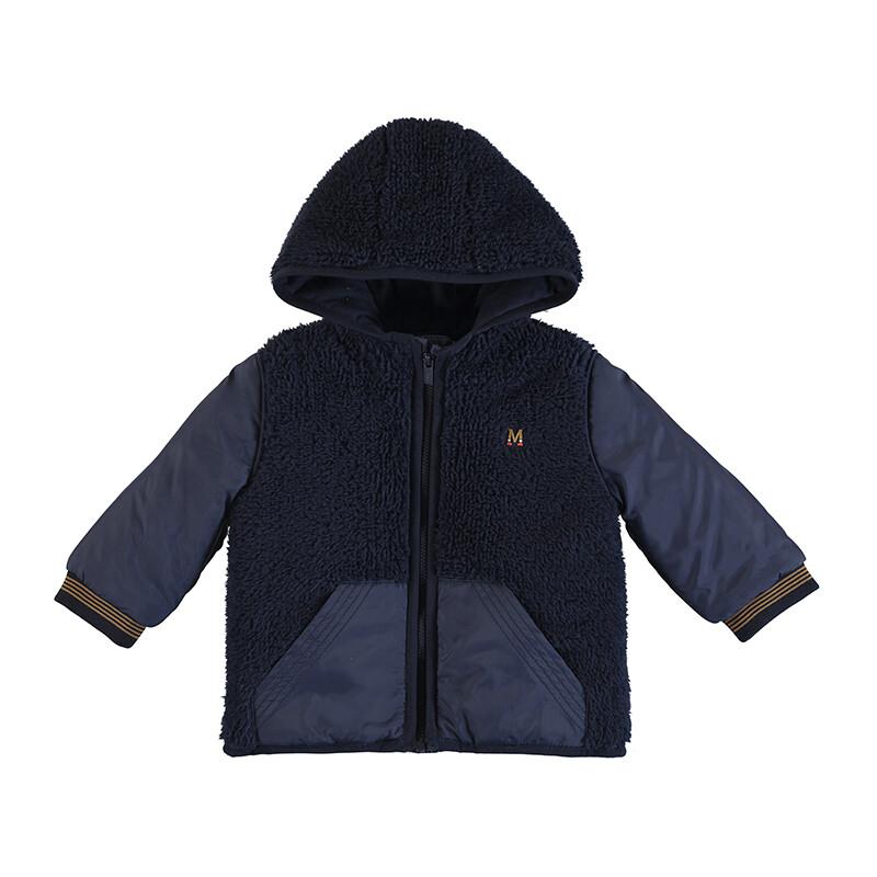 Mayoral Blue Coat 2485