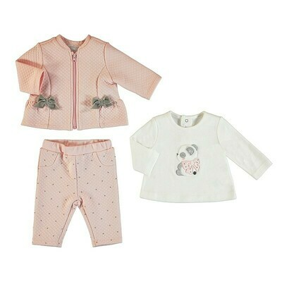 Mayoral 3pc Track Suit 2629