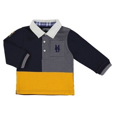 Mayoral L/S Polo 2122