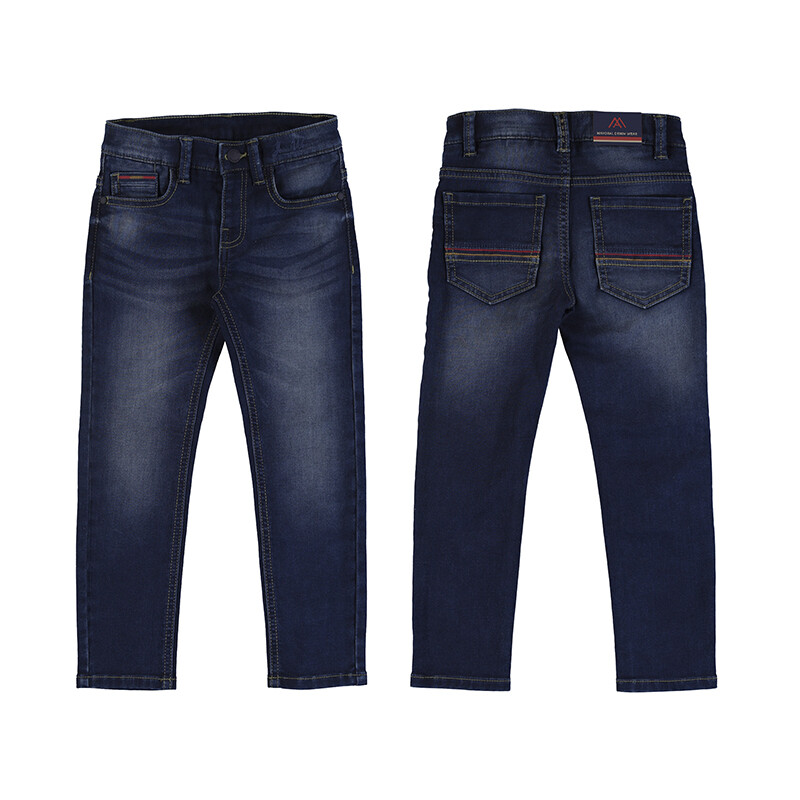 Mayoral Boys Soft Denim Pants 4531