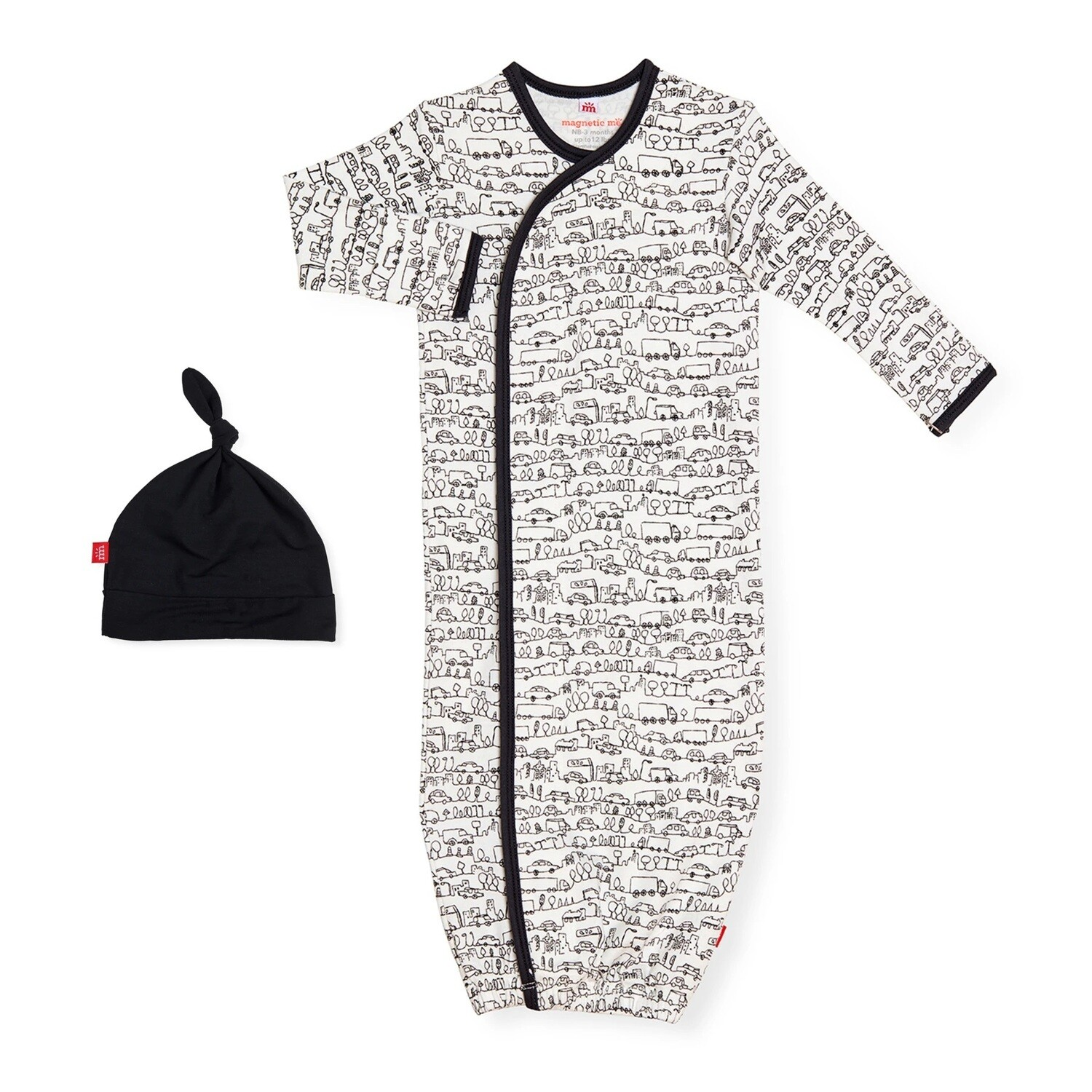 Magnetic Me Going Places Gown & Hat Set 11405
