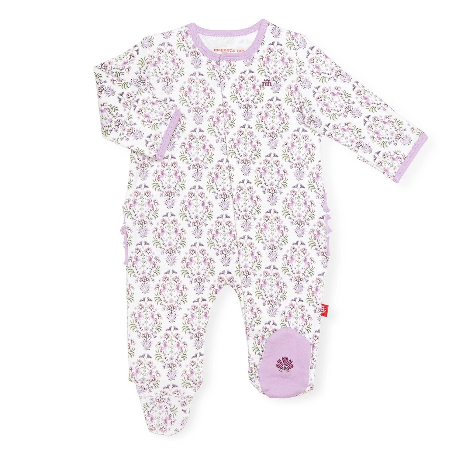 Magnetic Me Unicorn Dreams Footie17462