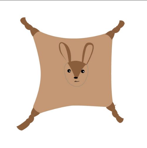 Korango Kangaroo Comforter E1034K