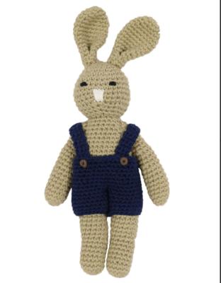 Korango Bunny Hand Crocheted Toy B1134B