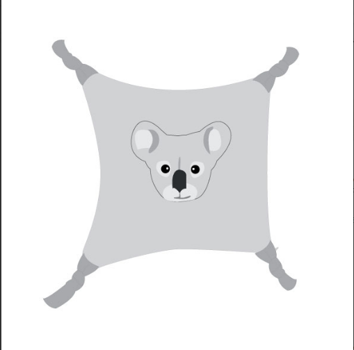 Korango Koala Bear Comforter E1034B