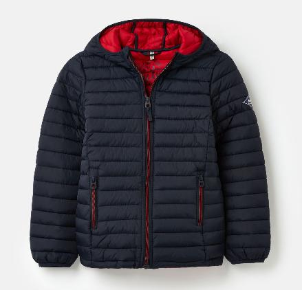 Joules Cairn Packaway Padded Coat 212909