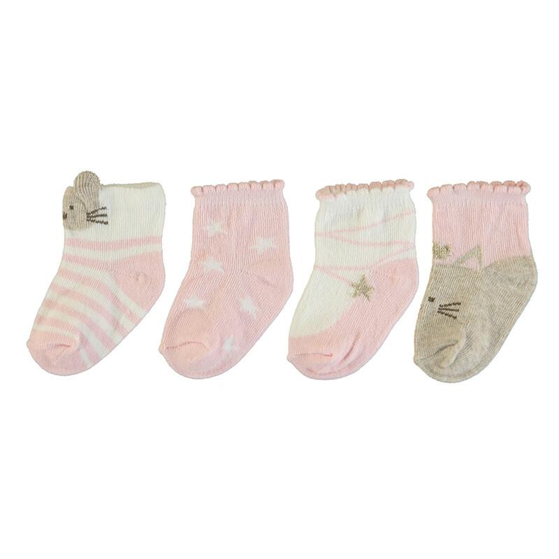 Mayoral 4pc Socks Set 9306