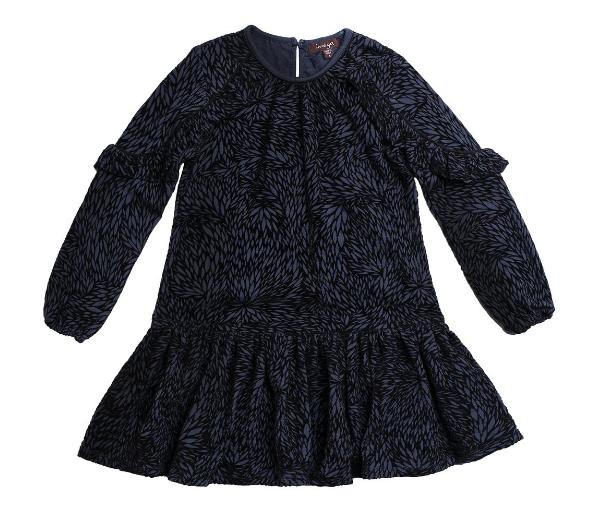 Imoga Robin Dress (Leaves