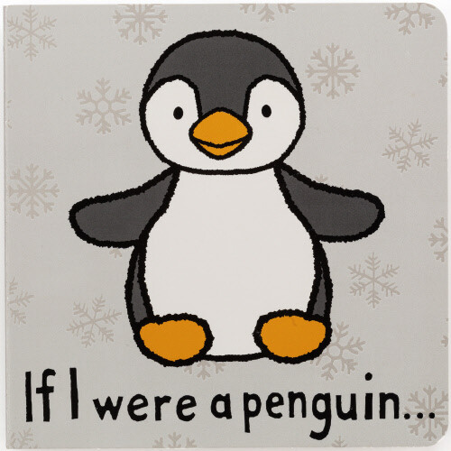 If I Were A Penguin Book Jellycat