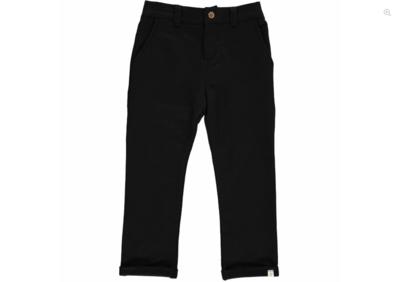 Me & Henry Black Jersey Pants HB340b