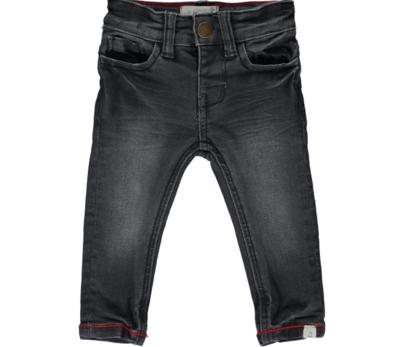 Me & Henry Charcoal Slim Fit Denim Jeans HB342b