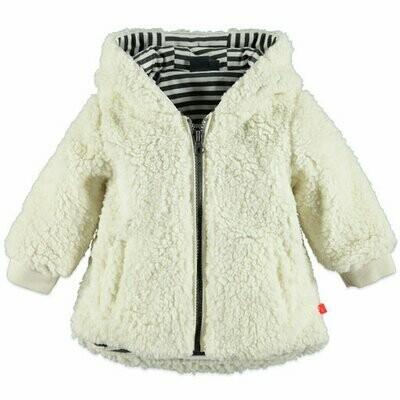 Babyface Girls Coat (off White 20328120