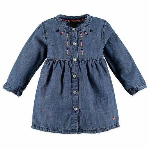Babyface Med Blue Denim Dress 20308750