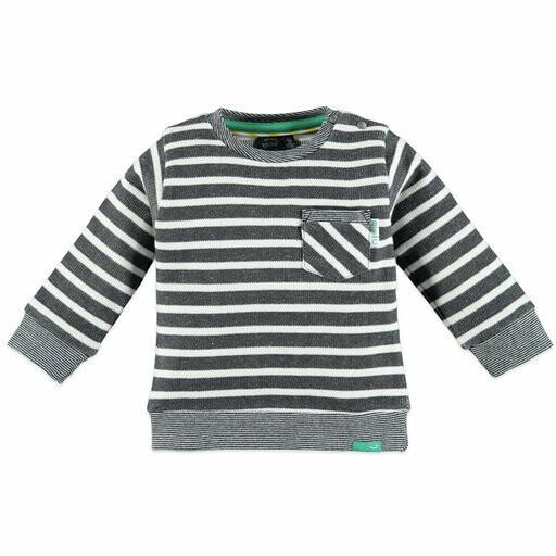 Babyface Dark Grey Sweat Shirt 20327421
