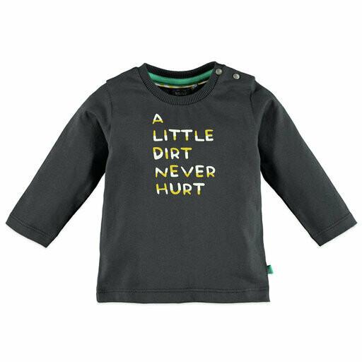 Babyface LS T-Shirt (Dark Grey 20327621