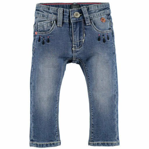 Babyface Med Blue Jog Jeans 20308250