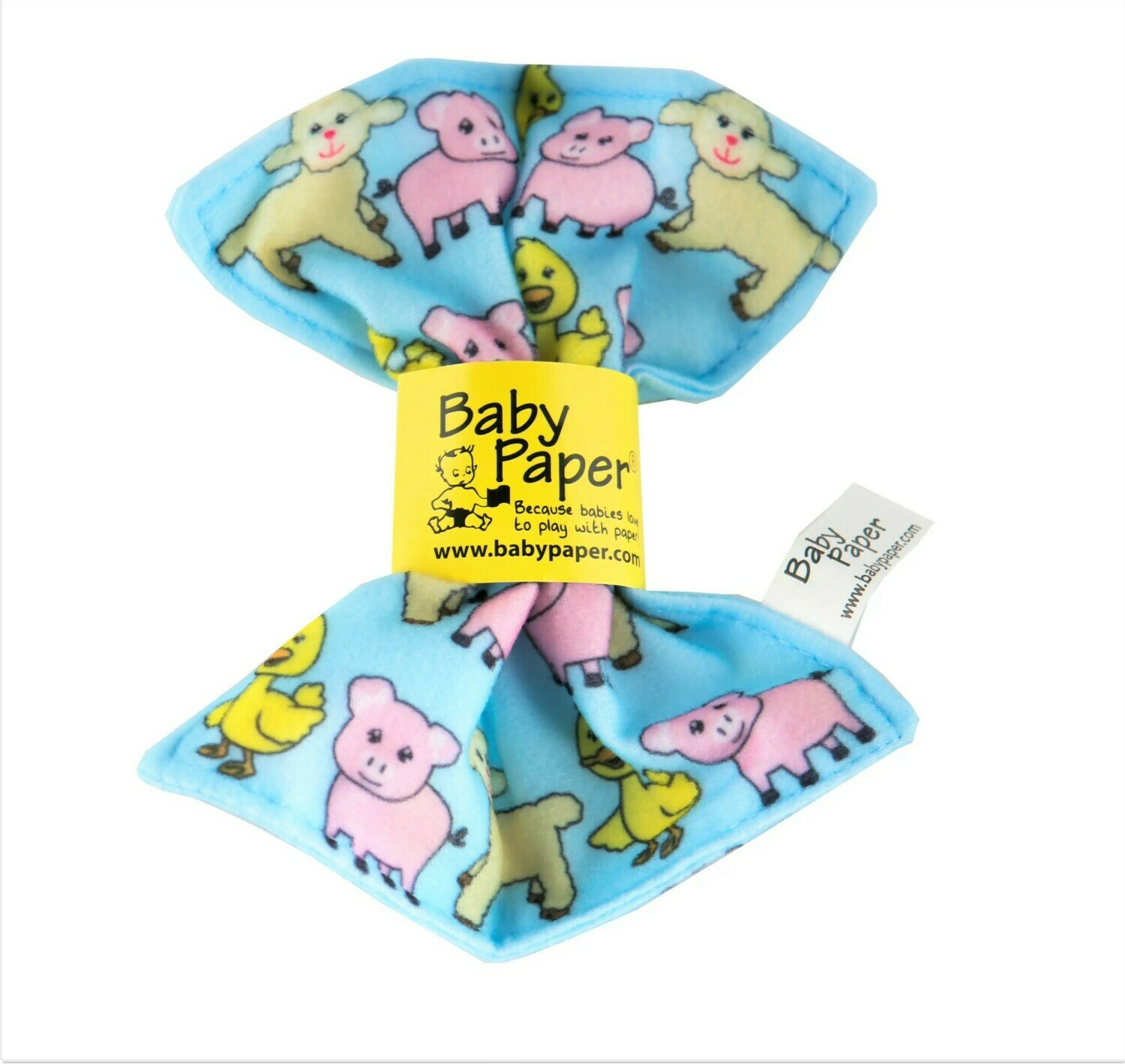 Farm Animals Baby Paper