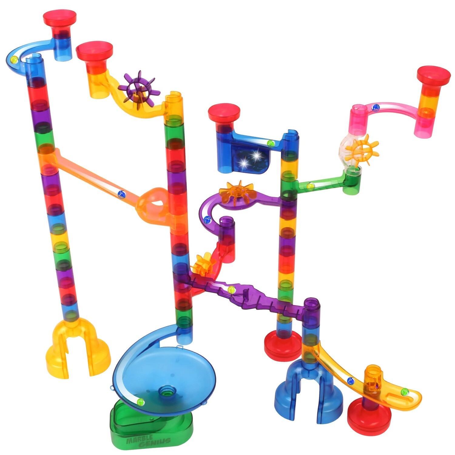Marble Run Wacky Lights & Sounds by Marble Genius