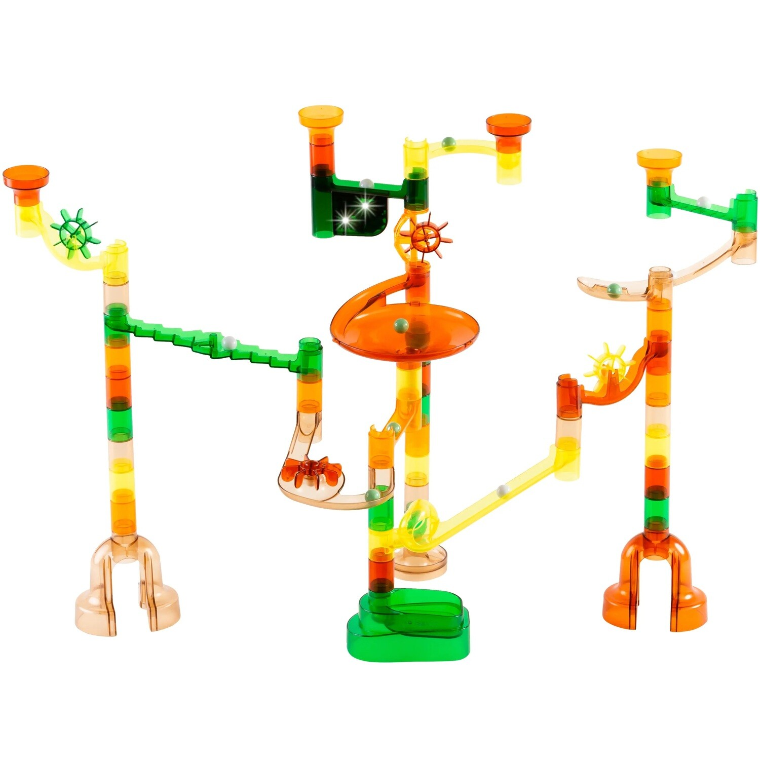 Marble Run Dinosaur Lights & Sounds by Marble Genius