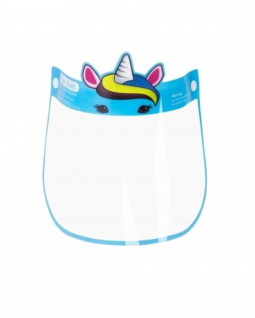 Very Moda Face Shield Unicorn (Child