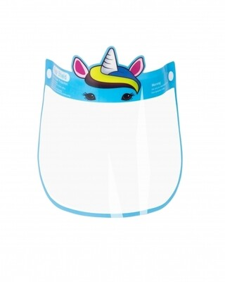 Very Moda Face Shield Unicorn (Child