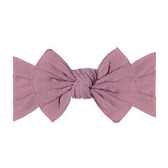 Baby Bling Knot Mauve