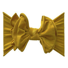 Baby Bling Fab-BOW-lous Aztec Gold